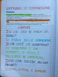 PARTENDO DALLA VENDEMMIA A... | Blog di Maestra Mile Cool Science Experiments, Science Fair Projects, Free Activities, Quizzes, Lesson Plans, Fun Facts, Journal, How To Plan, Education