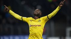 Borussia Dortmund agree deal for Adrian Ramos to join Chongqing Lifan