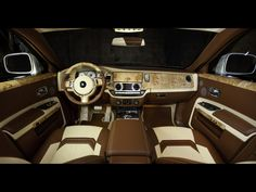 2010 Mansory Rolls-Royce White Ghost Limited - Interior 2 - 1280x960 - Wallpaper