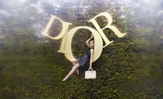DIOR an exceptional christimas campaign – 2012 holiday collection