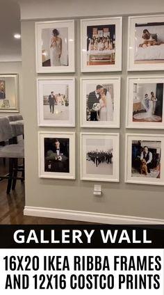 Diy Bedroom Decor, Living Room Decor, Diy Home Decor, Ikea Bedroom, Bedroom Hacks, Photo Wall Decor, Family Wall Decor, Photowall Ideas, Home Decor Inspiration
