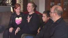 What a tragic story! Thieves stole these parents' triplets' ashes.