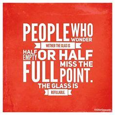 PEOPLE WHO WONDER WETHER THE GLAS IS HALF EMPTY OR HALF FULL MISS THE POINT 😉👍 #english #spruchbild #wordporn #phrase #phrases #quote #humor #lustig #witzig #fun #funny #spruch #sprüche #picoftheday #zitat #zitate #enjoy #enjoylive #motivation