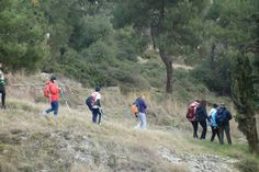 H παρέα του Επταπυργίου : Η Νίνα και η αναπάντεχη συνάντηση με πεζοπόρους ορ... Places To Visit