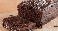 Saftiger einfacher Schokoladenkuchen