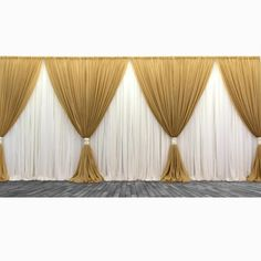 Gathered Curtains - Design 212