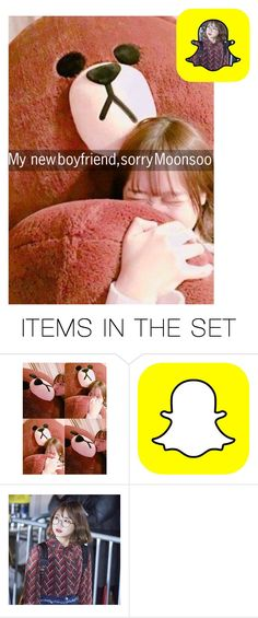 """Sunny // Snap-Chat Update"" by sunny-official ❤ liked on Polyvore featuring art"