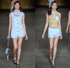 Ellus 2nd Floor 2014-2015 Summer Womens Runway Looks - Temporada Verão 2014-2015 Fashion Rio de Janeiro Brazil Brasil Southern Hemisphere Mo...