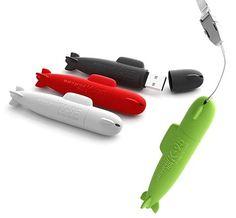 K95 Submarine USB