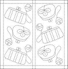 Sashiko – a simple craft that yields beautiful results. It is so versatile and… Sashiko Embroidery, Paper Embroidery, Japanese Embroidery, Cross Stitch Embroidery, Embroidery Patterns, Card Patterns, Quilt Patterns, Japanese Quilts, Kantha Stitch