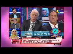Habló el vocero de Macri