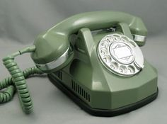 Green Automatic Electric Model 40