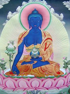 Haritaki, is what the Medicine Buddha holds in both hands. it is his gift for our higher consciousness. It opens our brain to enlightenment. wwww.Haritaki.org