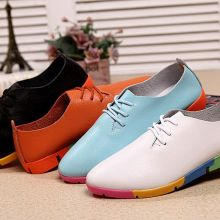 Women's Shoes with Colorful Bottom Cleats, Women's Shoes, Colorful, Nice, Lady, Stuff To Buy, Fashion, Football Boots, Moda