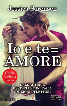 Leggere Romanticamente e Fantasy: Anteprima: Io e te = amore di Jessica Sorensen