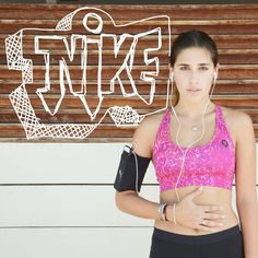 AR Zantkeren fashion blog athletic post about the importance of sport in your life wearing nike and illustrated by Reut Zantkeren which also models