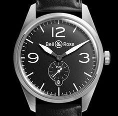 Bell & Ross : montres adaptées à un usage professionnel: astronautes, pilotes, plongeurs, démineurs...
