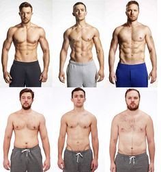 Men's Health magazine challenged three of its editorial team to completely transform their bodies in just 10 weeks - and the results are incredible