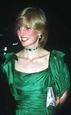 October 26, 1982: Princess Diana accompanied Prince Charles to a concert given…