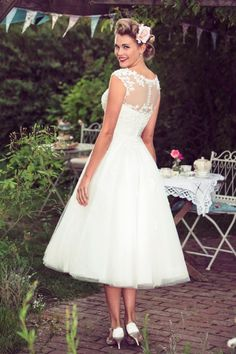Brighton Belle Wedding Dress Mae