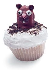 wish I could make these for Sue and Lisa.  Birthday on Groundhogs day!!!Funny!