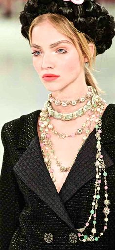 Chanel ~ Gold Chains 2016