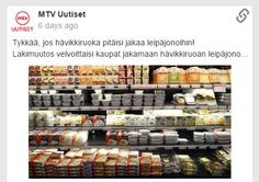 MTV provided the most engaging piece of Finnish content this week, asking if food waste should be given away for free as a handout. This story was shared across several MTV pages and generated a massive 49,829 total engagement.