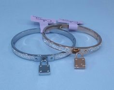 Michael kors style stainless steel bracelets : Cellucci Jewellery collection ♡♡