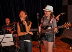 School of Rock Summer Camp; where we rock out and make friends.  You never know, it could be the start of your own band!