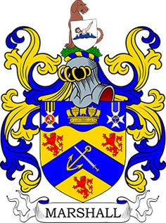 Marshall Coat of Arms