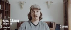 """Molinari """"Unsere Herzen brennen"""" Projektfilm #1: Urban Golf Session"""