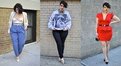 The best StreetStyles of Nadia Aboulhosn