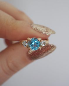 """Chupi Sparkling Gold Jewelry ✨ on Instagram: """"You, Me & Magic 💎"""" Gold Jewelry, Sapphire, Sparkle, Engagement Rings, Magic, Instagram, Enagement Rings, Wedding Rings, Commitment Rings"""