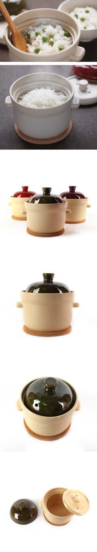 ONLI 온리샵 : KINTO HOKKURI 밥솥 1~2인용 (3칼라) ※ 킨토 호쿠리 직화 라이스 쿠커, 냄비 밥솥