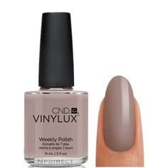 CND Vinylux Weekly Nail Polish - Svelte Suede (124) 15ml