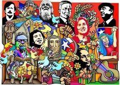 Street Mural, Street Art, Acoustic Wall Panels, Protest Posters, Latin Music, Latin America, Maya, Avengers, Politics