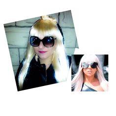 Lady Gaga Fotografia Divertimento Somiglianze Attori Attrici Cantanti Gruppi Facebook Sosia  Spettacolo Musica Pin Cartoni Film Gioco Televisione Amici