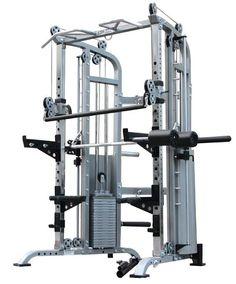 dual smith machine