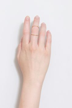 Infinity ring - BEATRIZ PALACIOS jewelry
