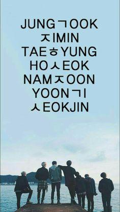 My wallpaper of BTS for phone :3 #BTS #Bangtansonyeondann #BTSwallpaper