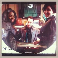 """MODERN DAY RENAISSANCE WOMAN DENISE VASQUEZ: Denise Vasquez On The Kroll Show in """"Pawnsylvania"""" Episode Airs On Comedy Central Next week!"""