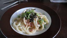 Udon Carbonara – Chinatown Kitchen | asien-kulinarisch.de