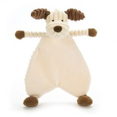 jellycat Cordy Roy Baby Puppy Soother