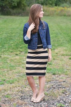 little longer skirt