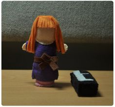 Tori Amos by MyLovelyDolls on Etsy, $10.00