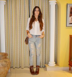 Erase una vez...mi estilo!!: New denim look