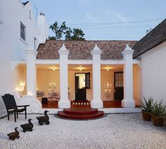 The Glam Pad: The Dutch South African Village of Coral Gables