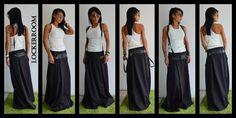 Low rise skirt/ Black long skirt/Long maxi skirt /black skirt/Extravagant Long Skirt/Woman long skirt by ClothesByLockerRoom on Etsy https://www.etsy.com/uk/listing/206609718/low-rise-skirt-black-long-skirtlong-maxi