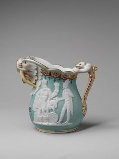 1875-1885 American (New York) Pitcher at the Metropolitan Museum of Art, New York