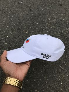 "50dbf0a3a6d67 ... ""AIR FORCE 1"" DAD HAT RAFFLE - USA Residents ONLY! White Hats"